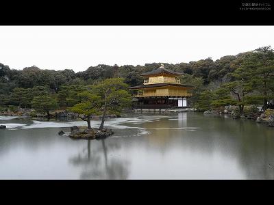 金閣寺24【ダウンロードする場合は右の画像サイズをクリックしてください】